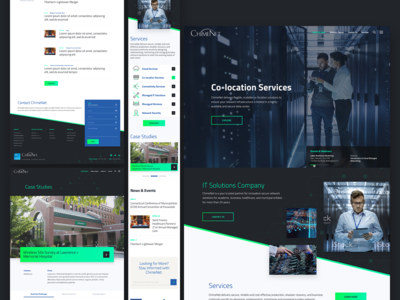 Secure Network Solutions Redesign