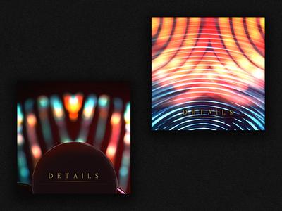 Details - Photoshop Filters lens filters m4terial minimal illustration system clean design