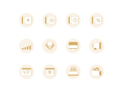 Icon Facets One Dribbble icon