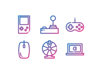 Gaming Icon Pack