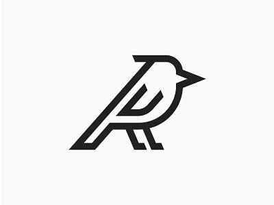 Bird Logo nature animal branding icon logo bird