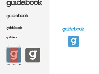 Guidebook logo redraw redraw guidebook logo