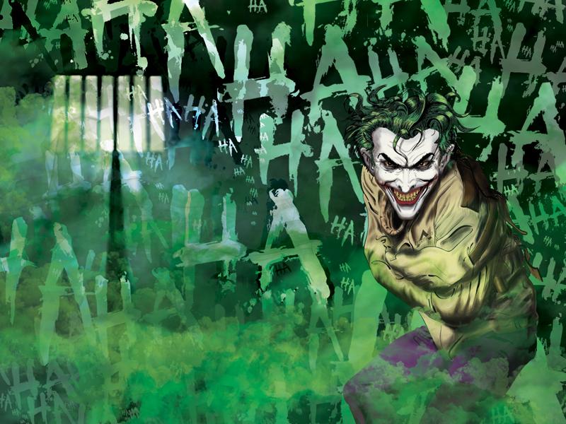 Joker Straight Jacket by Shane Mc Enaney - Dribbble