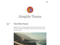 Tumblr Theme Preview