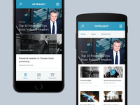 Intranet (Mobile)