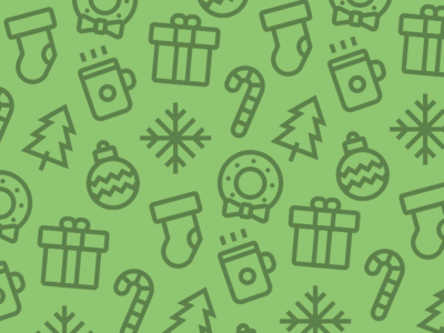 Holiday Icons (Free)