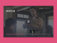 Fullscreen Video Player