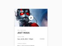 Movie ticket   full