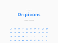 Dripicons v2   dribbble attachment