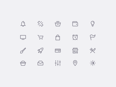 More icons dripicons free icons iconset webfont download psd svg vector font sketch line