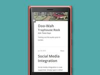 AppBlog Tumblr Theme (Mobile)