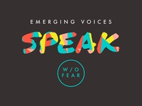 Emerging Voices Young Adult Conference 2016
