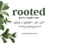 Rooted: Girls Night Out