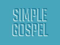 Simple Gospel