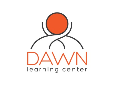 Dawn Logo learning paths dawn sun branding design logo