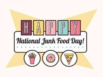 Junk Food Day