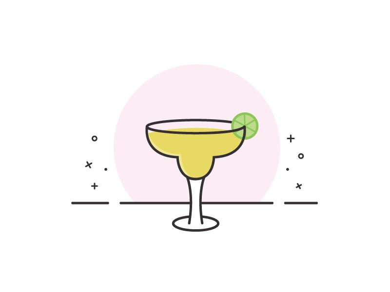 National Margarita Day! illustration alcohol drinks tequila national margarita day margarita