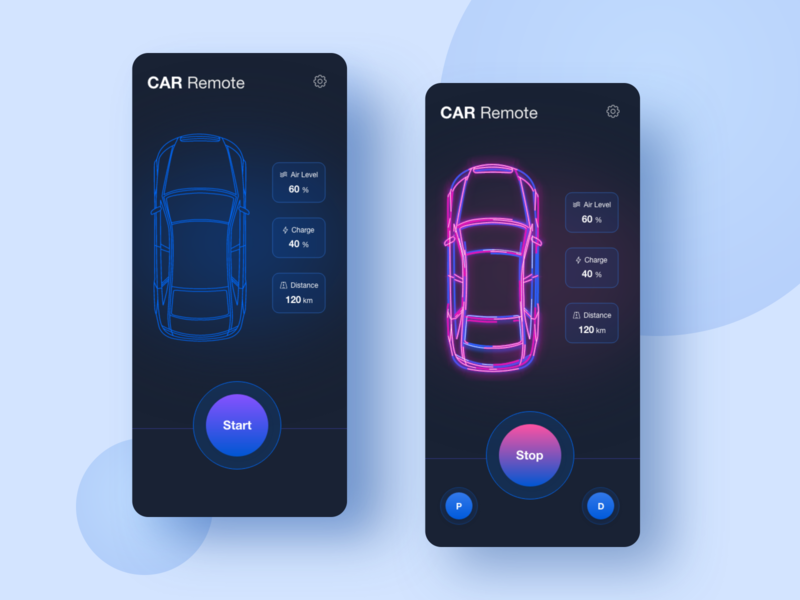 Remote Controller for Cars