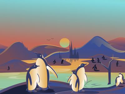 Penguin Awareness Day 2020