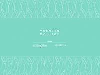 Vanessa Boulton - pre home version