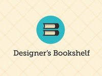 Designer's Bookshelf - Letterform mark