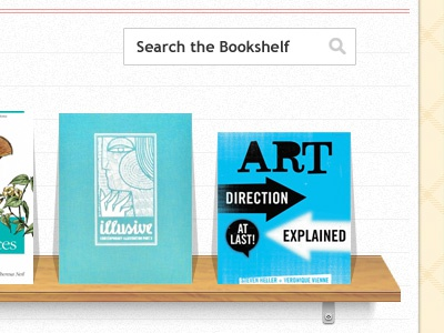 Designer's Bookshelf - Random Articles