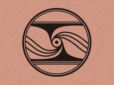 Pottery Pattern Wave