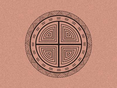 Pottery Pattern Back