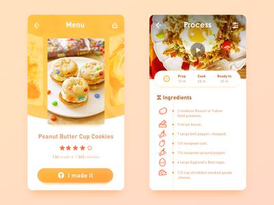 Hotrecipes-App share rice ui baking bread app recipes