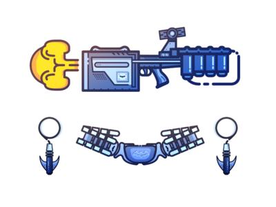 Weapon for batman icon weapon batman