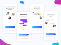 Woo Dating Onboarding Concept