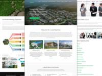 i-Land Myanmar - Website