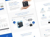 Engineering Product Page In Progress
