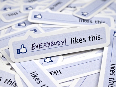 Facebook Like Stickers facebook like sticker stickers blank blue social media ross moody 55 facebook like