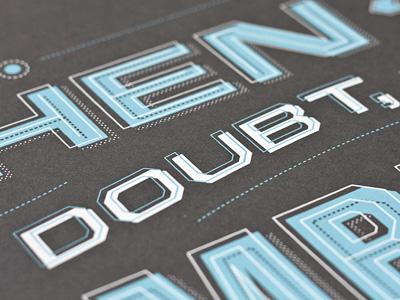 Mumble Wallpaper mumble screenprint wallpaper type typography teal sans