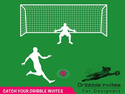 Catch Your Invitaion dribbble  invites invites dribbble invite