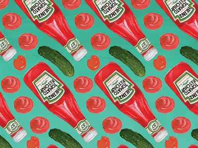 Ketchup Pattern