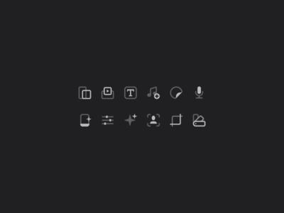 Icon style exploration exploration product ui icon design icon
