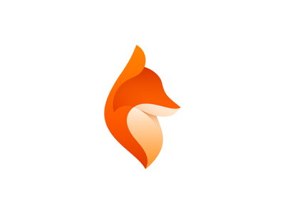 1 / 28 (Foxbruary) fox branding icon design icon logo design logo