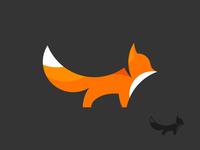 Fox mark (flat)