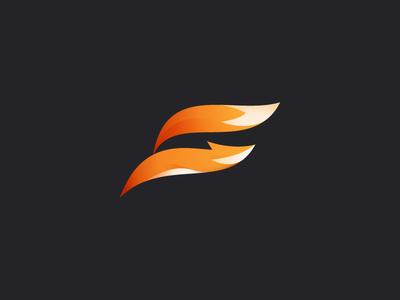 FitFox logo mark