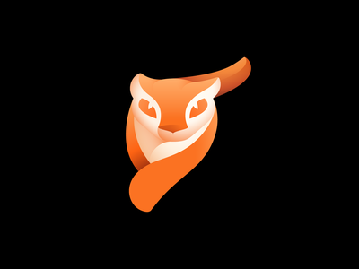 Enlight Pixaloop logo wild cat animal icons design logo design design icon logo pixaloop enlight