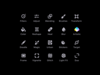Photofox Icons