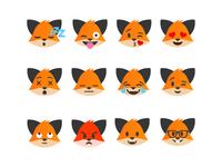 Emojis Flat