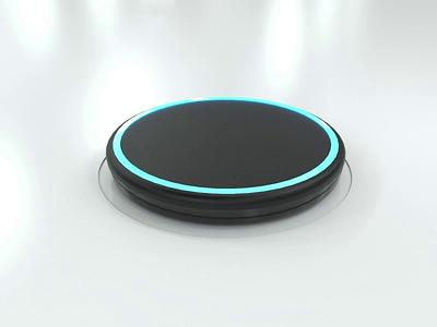 Belkin Wireless Charging Pad | 3D Animation gadget device wireless apple presentation animation 3d animation model 3d modeling charger motion 3d