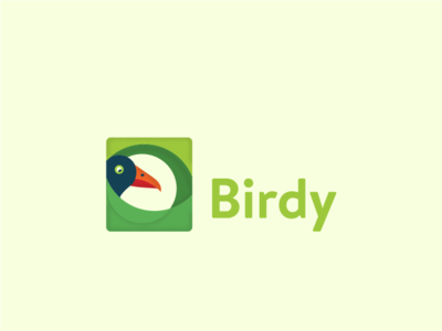 Birdy illustration website flat web animation icon app product design vector typography monogram logo front end branding fashion design dailyui chair brand identity brand