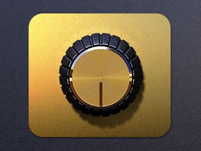 Audio UI Knob