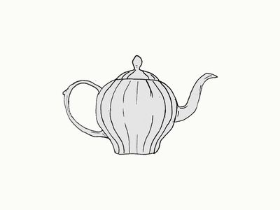 Charlottes Illustration Tea