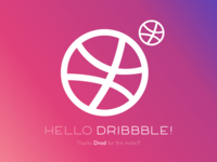 First shot | Hello Dribbble!