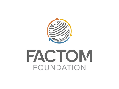 Factom Foundation Rebrand blockchain rebrand fct foundation factom